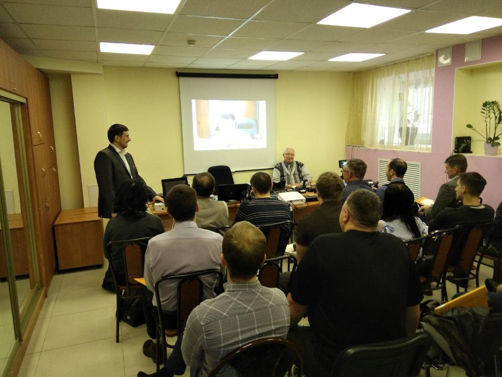 Cеминар — Внедрение ККТ-онлайн в России от ГК ИНКОТЕКС